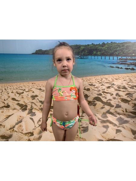 Детский купальник Ариель