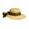 Шляпа chanel beach style